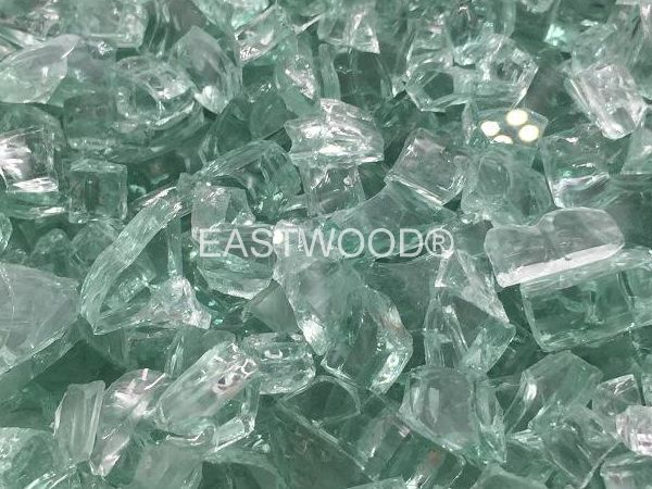 Jade Green Fire Glass-